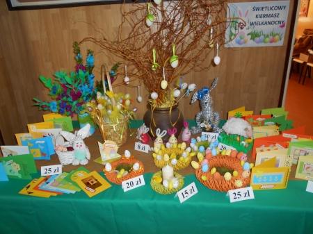 Świetlicowy Kiermasz Wielkanocny