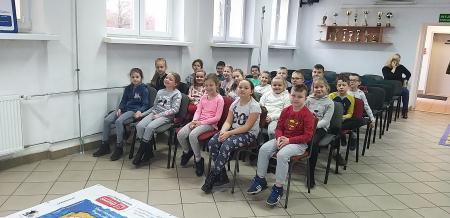 """""""Dziecięca Szkoła Bezpieczeństwa"""" - pierwsze zajęcia"""