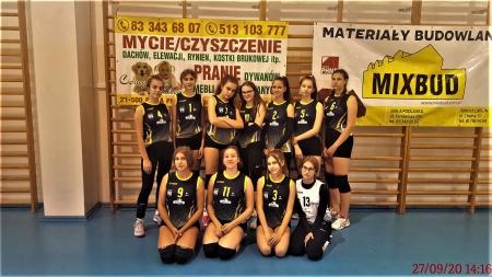 Ogólnopolski Turniej młodziczek II