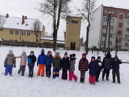 Dzień biały jak śnieg w klasach I – III