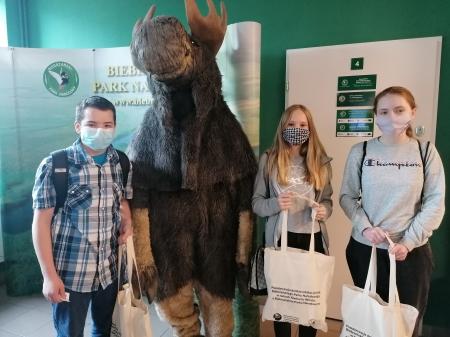 Konkurs Wiedzy o Biebrzańskim Parku Narodowym